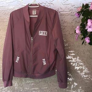 PINK Victoria's Secret Pink, Light Bomber Jacket